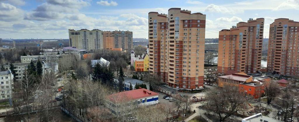 Продажа двухкомнатной квартиры поселок совхоза имени Ленина, метро Домодедовская, цена 9900000 рублей, 2021 год объявление №379841 на megabaz.ru
