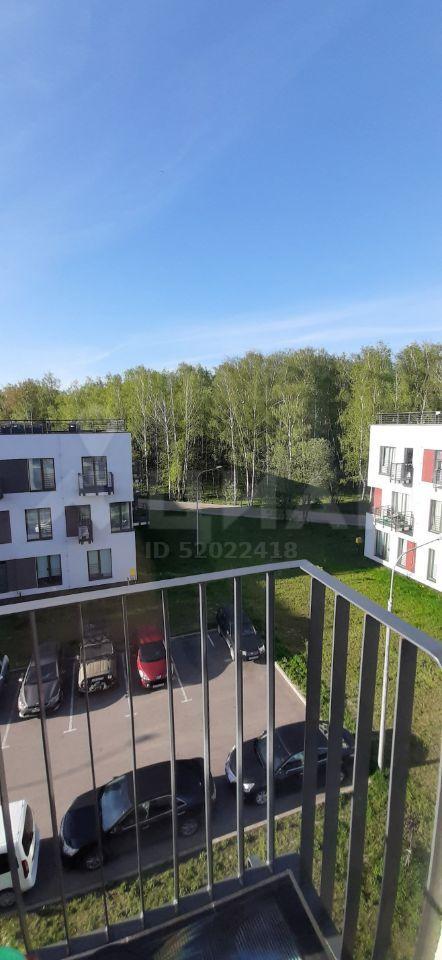 Продажа однокомнатной квартиры поселок Мещерино, метро Домодедовская, цена 4750000 рублей, 2021 год объявление №377467 на megabaz.ru