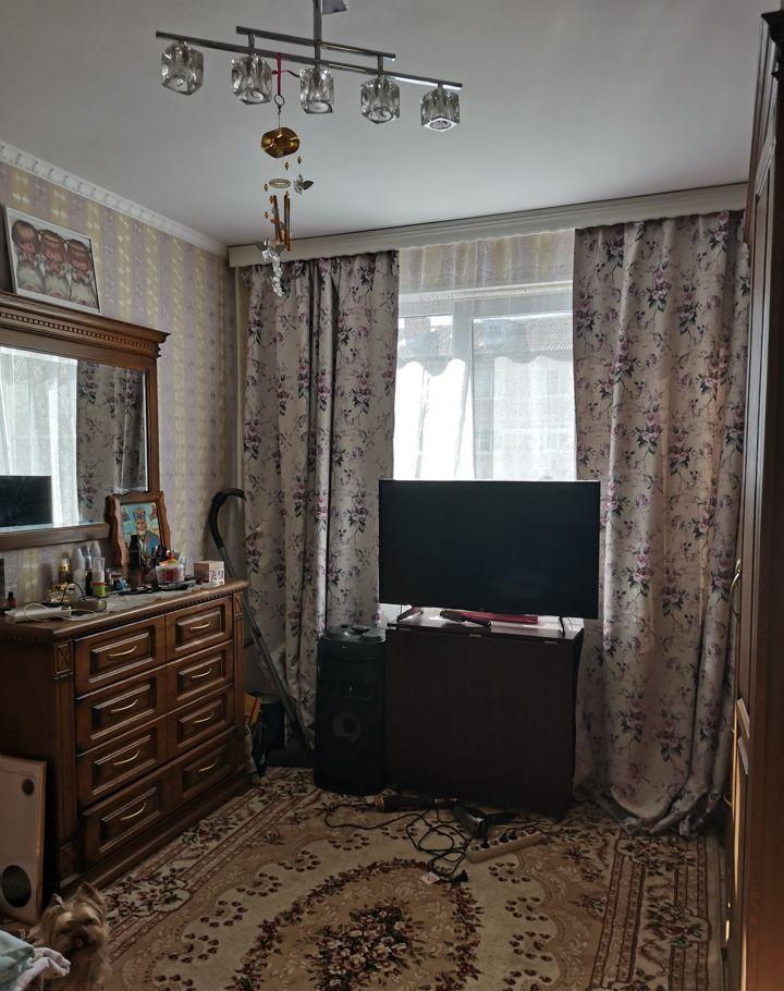 Продажа трёхкомнатной квартиры поселок Глебовский, улица Микрорайон, цена 3480000 рублей, 2021 год объявление №382545 на megabaz.ru