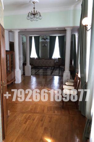 Продажа трёхкомнатной квартиры Москва, метро Арбатская, Никитский бульвар 12, цена 79500000 рублей, 2020 год объявление №493483 на megabaz.ru
