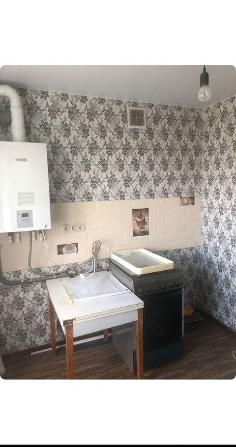 Продажа однокомнатной квартиры село Верзилово, Преображенский проспект 15, цена 1700000 рублей, 2020 год объявление №502808 на megabaz.ru