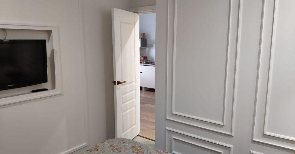 Продажа двухкомнатной квартиры поселок Мебельной фабрики, Заречная улица 1, цена 4700000 рублей, 2021 год объявление №423452 на megabaz.ru