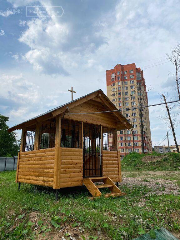 Продажа однокомнатной квартиры деревня Федурново, метро Новокосино, цена 2450000 рублей, 2020 год объявление №438609 на megabaz.ru