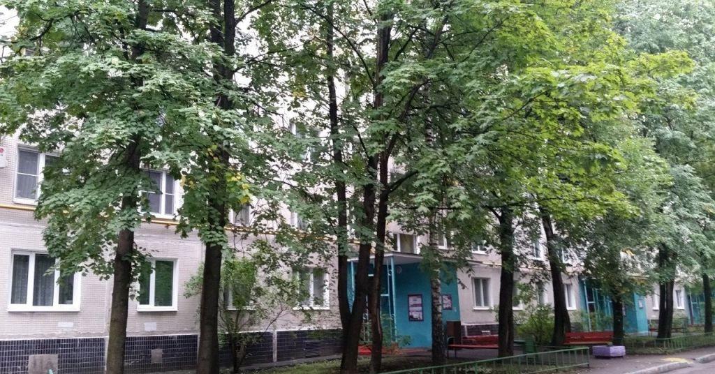 Продажа однокомнатной квартиры Москва, метро Южная, Чертановская улица 24к2, цена 6300000 рублей, 2021 год объявление №419631 на megabaz.ru