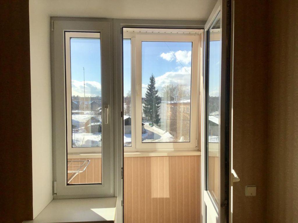 Продажа трёхкомнатной квартиры поселок Бакшеево, Комсомольская улица, цена 2450000 рублей, 2020 год объявление №430538 на megabaz.ru
