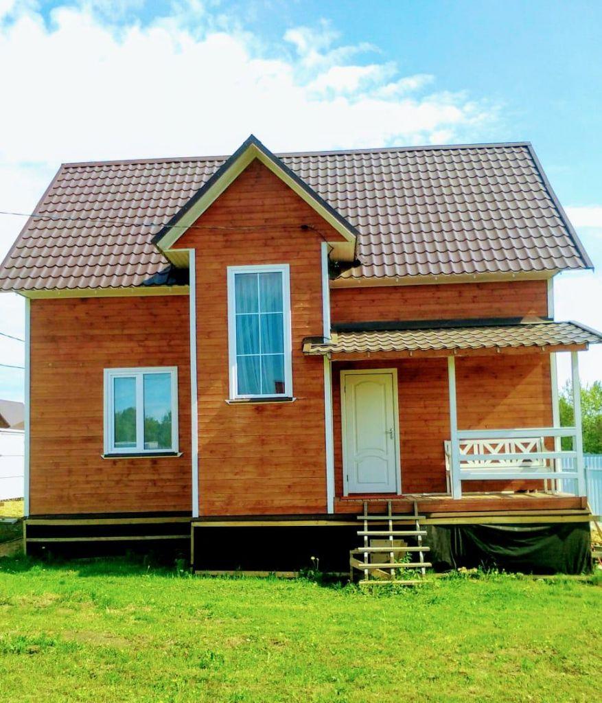 Продажа дома поселок Глебовский, цена 2700000 рублей, 2021 год объявление №393757 на megabaz.ru