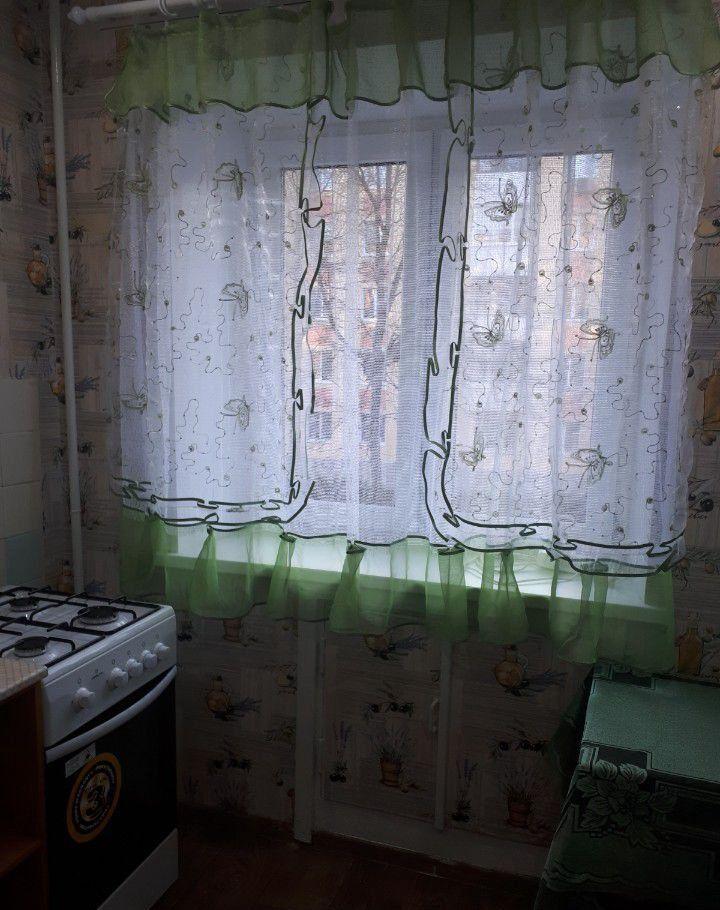 Аренда однокомнатной квартиры Клин, улица 50 лет Октября 33, цена 16000 рублей, 2020 год объявление №1119725 на megabaz.ru