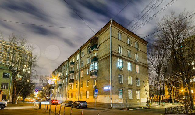 Продажа четырёхкомнатной квартиры Москва, метро Новослободская, 2-й Щемиловский переулок 8-10кБ, цена 38000000 рублей, 2021 год объявление №569933 на megabaz.ru