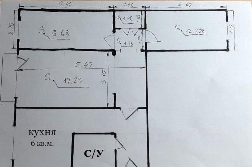 Продажа трёхкомнатной квартиры Москва, метро Рижская, Трифоновская улица 55, цена 10650000 рублей, 2020 год объявление №424183 на megabaz.ru