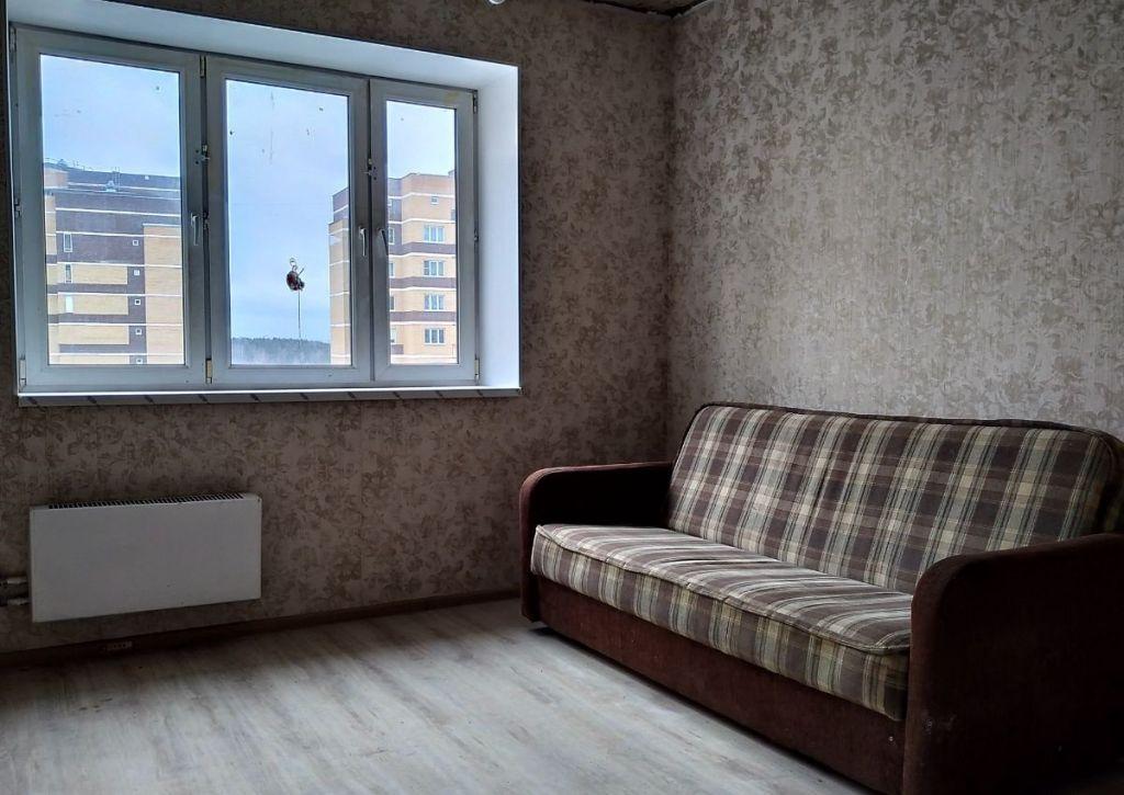 Аренда однокомнатной квартиры поселок Биокомбината, цена 12000 рублей, 2020 год объявление №1093207 на megabaz.ru