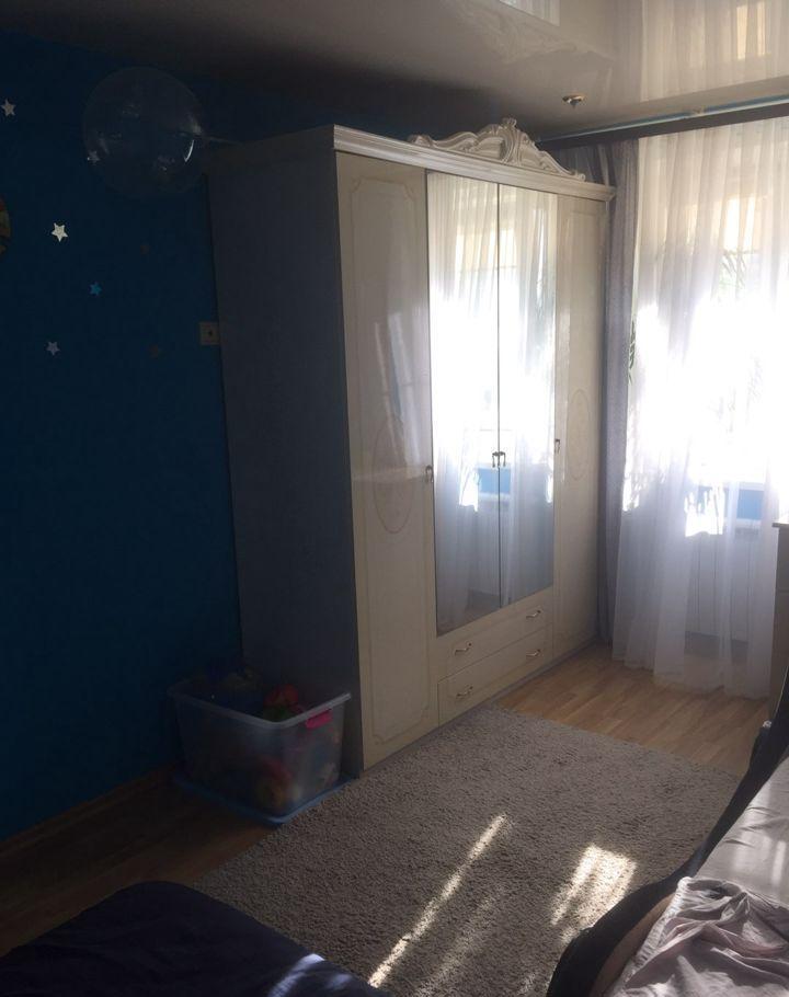 Продажа двухкомнатной квартиры рабочий посёлок Столбовая, Парковая улица 10, цена 4390000 рублей, 2020 год объявление №452670 на megabaz.ru