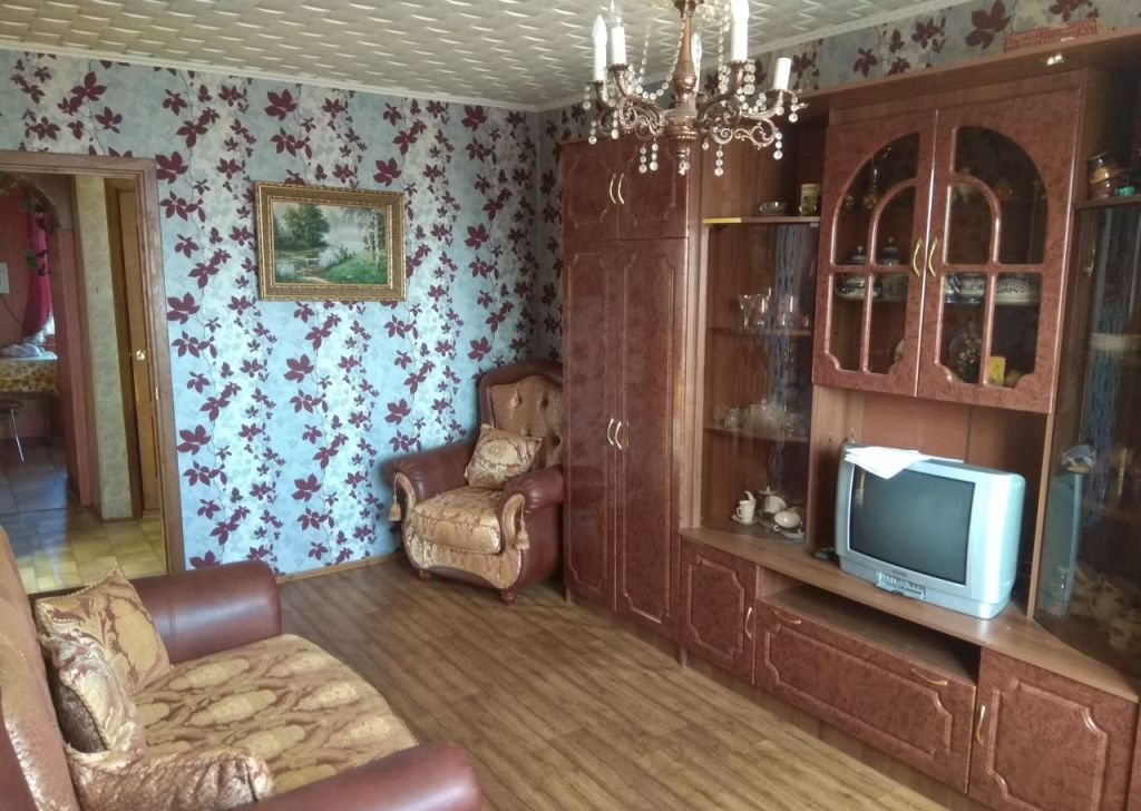 Аренда двухкомнатной квартиры Хотьково, Ткацкий переулок 1, цена 18000 рублей, 2020 год объявление №1121494 на megabaz.ru