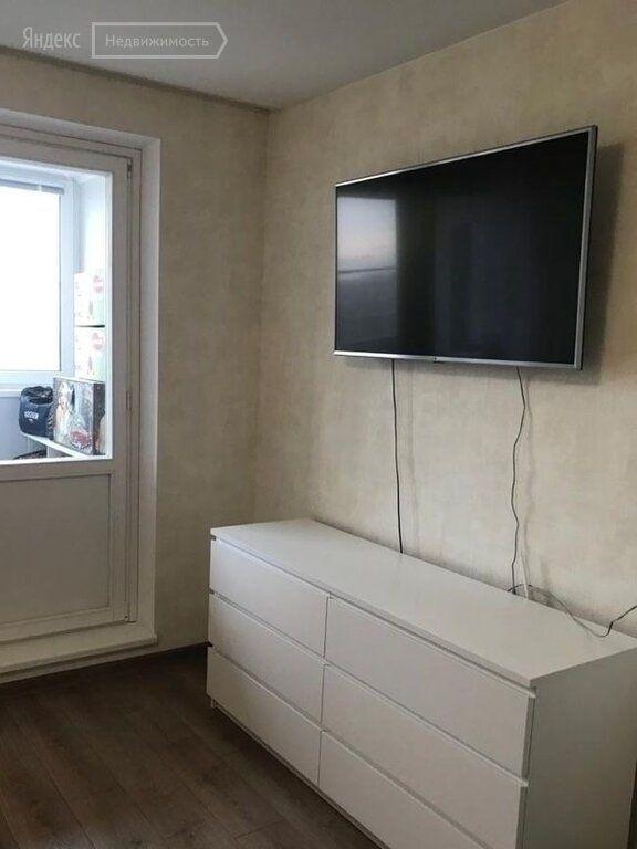 Продажа однокомнатной квартиры Подольск, улица Ульяновых 31, цена 4110000 рублей, 2020 год объявление №506085 на megabaz.ru
