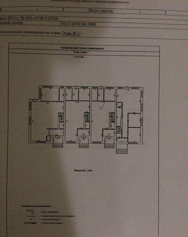 Продажа дома поселок Мещерино, цена 8200000 рублей, 2021 год объявление №386844 на megabaz.ru