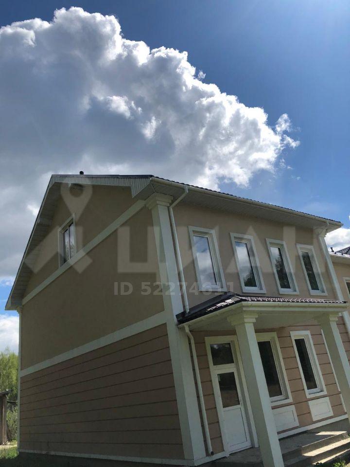 Продажа дома дачный посёлок Черкизово, Набережная улица 45, цена 10500000 рублей, 2020 год объявление №421245 на megabaz.ru