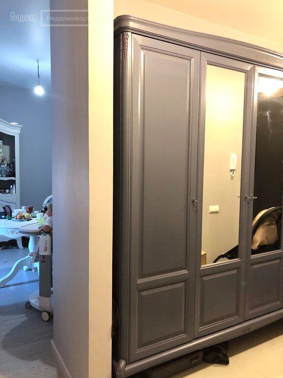 Продажа трёхкомнатной квартиры Москва, метро Фили, цена 18400000 рублей, 2021 год объявление №357243 на megabaz.ru
