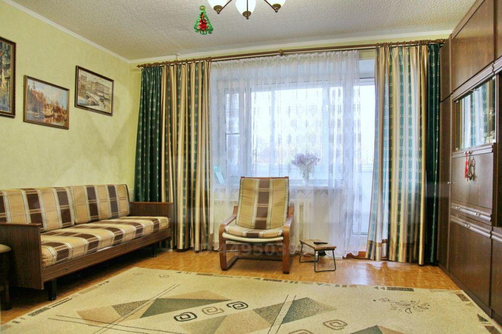 Продажа однокомнатной квартиры поселок городского типа Деденево, Московская улица 13, цена 2400000 рублей, 2021 год объявление №373624 на megabaz.ru