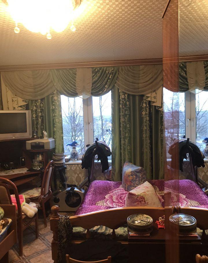 Продажа двухкомнатной квартиры поселок Шатурторф, Лесная улица, цена 3000000 рублей, 2021 год объявление №441870 на megabaz.ru