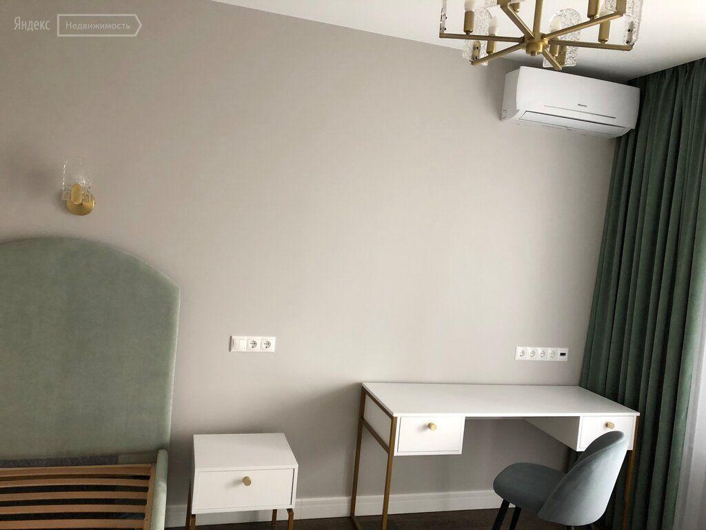 Продажа трёхкомнатной квартиры рабочий поселок Новоивановское, Можайское шоссе 51, цена 16000000 рублей, 2021 год объявление №437159 на megabaz.ru