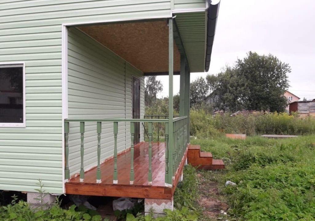 Продажа дома садовое товарищество Строитель, цена 975000 рублей, 2020 год объявление №442731 на megabaz.ru