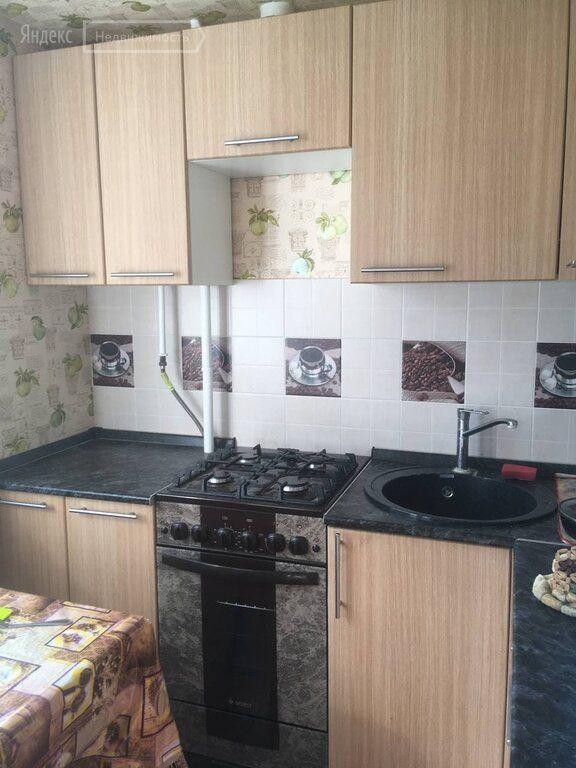 Продажа однокомнатной квартиры поселок Новосиньково, цена 2300000 рублей, 2021 год объявление №660591 на megabaz.ru