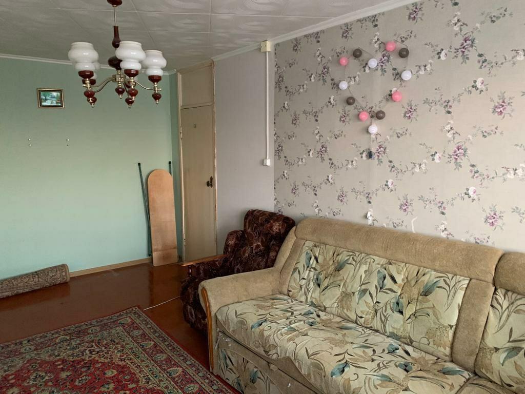 Продажа двухкомнатной квартиры поселок Строитель, цена 1950000 рублей, 2021 год объявление №355438 на megabaz.ru