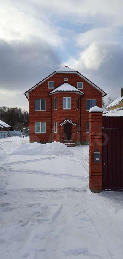 Продажа дома деревня Мишнево, Кооперативная улица 63А, цена 14000000 рублей, 2021 год объявление №611987 на megabaz.ru