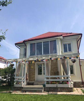 Продажа дома деревня Супонево, Крестьянская улица, цена 20200000 рублей, 2021 год объявление №545530 на megabaz.ru