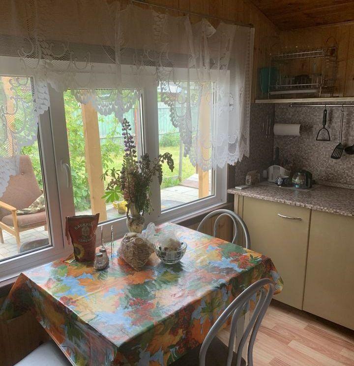 Продажа дома СНТ Поляна, цена 385000 рублей, 2020 год объявление №421625 на megabaz.ru