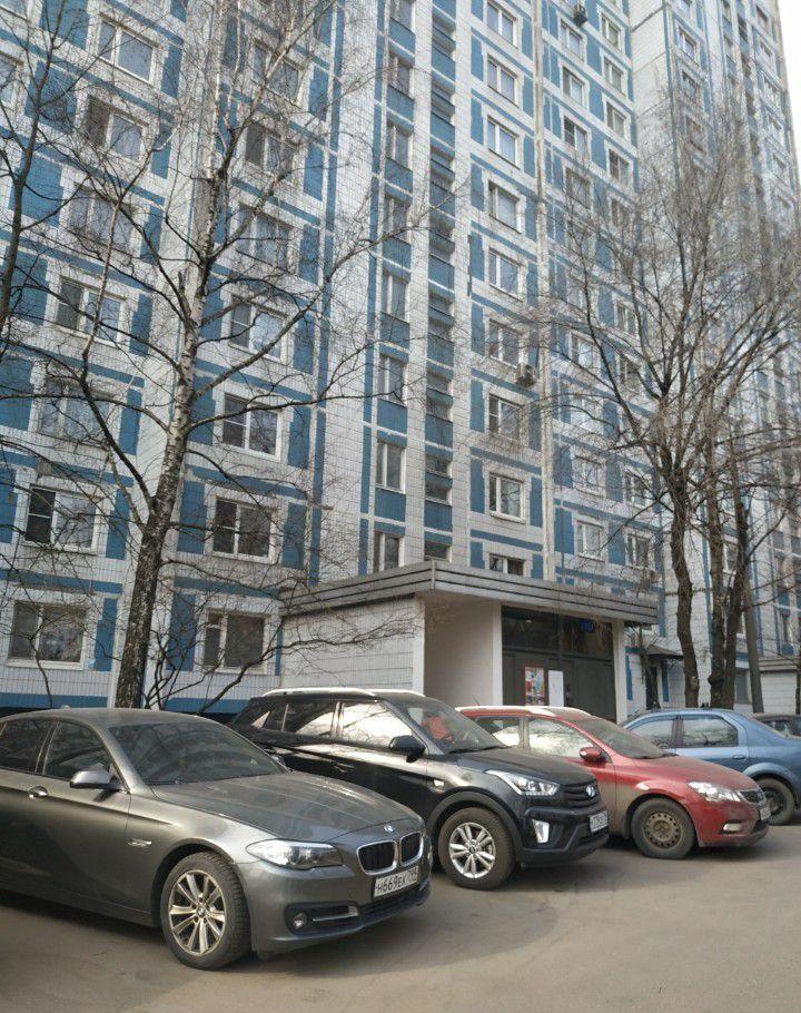 Продажа двухкомнатной квартиры Москва, метро Нахимовский проспект, Нахимовский проспект, цена 9500000 рублей, 2020 год объявление №421647 на megabaz.ru