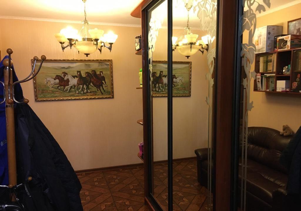 Продажа трёхкомнатной квартиры рабочий посёлок Правдинский, 1-я Проектная улица 88к3, цена 6700000 рублей, 2020 год объявление №421679 на megabaz.ru