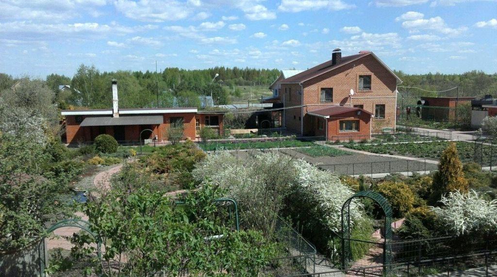 Продажа дома деревня Новосёлки, цена 8000000 рублей, 2020 год объявление №423405 на megabaz.ru