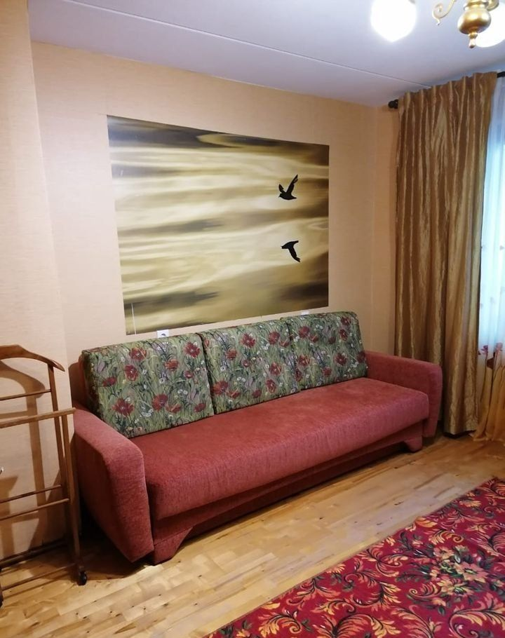 Аренда однокомнатной квартиры Кубинка, цена 25000 рублей, 2021 год объявление №1088558 на megabaz.ru