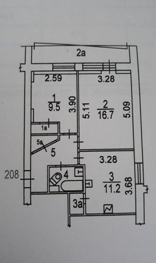 Продажа двухкомнатной квартиры Москва, метро Фили, Заречная улица 7, цена 13700000 рублей, 2021 год объявление №423471 на megabaz.ru