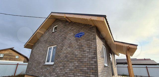 Продажа дома деревня Афанасово, 1-я Солнечная улица 7, цена 3600000 рублей, 2021 год объявление №537298 на megabaz.ru