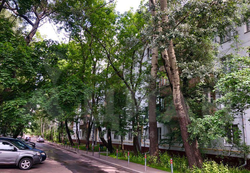 Продажа двухкомнатной квартиры Москва, метро Рязанский проспект, 4-й Вешняковский проезд 5к4, цена 8990000 рублей, 2021 год объявление №476588 на megabaz.ru