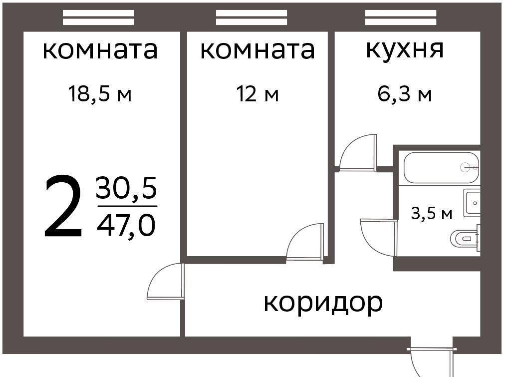 Продажа двухкомнатной квартиры Москва, метро Текстильщики, Грайвороновская улица 10к2, цена 7400000 рублей, 2021 год объявление №422615 на megabaz.ru
