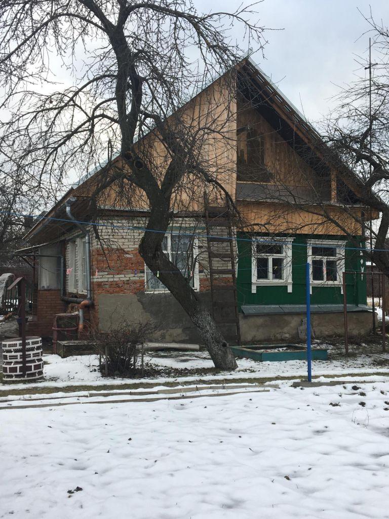 Продажа дома деревня Черное, Чернореченская улица 34, цена 4900000 рублей, 2020 год объявление №379820 на megabaz.ru