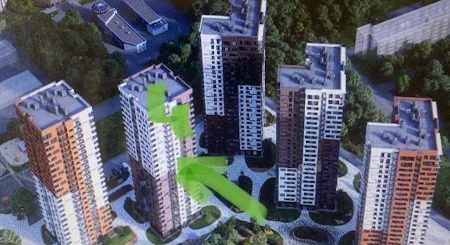 Продажа однокомнатной квартиры Одинцово, улица Маршала Бирюзова 4, цена 6500000 рублей, 2020 год объявление №510291 на megabaz.ru