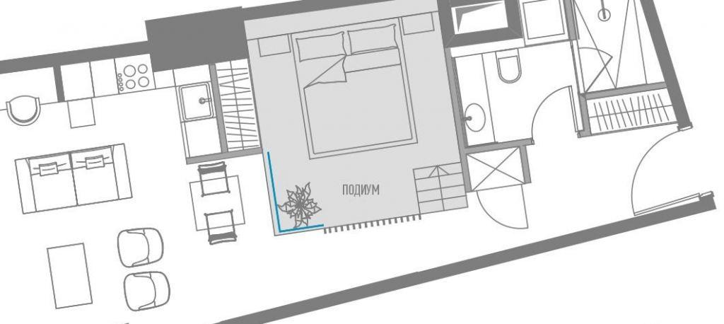 Продажа студии Москва, метро Выставочная, Пресненская набережная 12, цена 45300000 рублей, 2020 год объявление №422457 на megabaz.ru