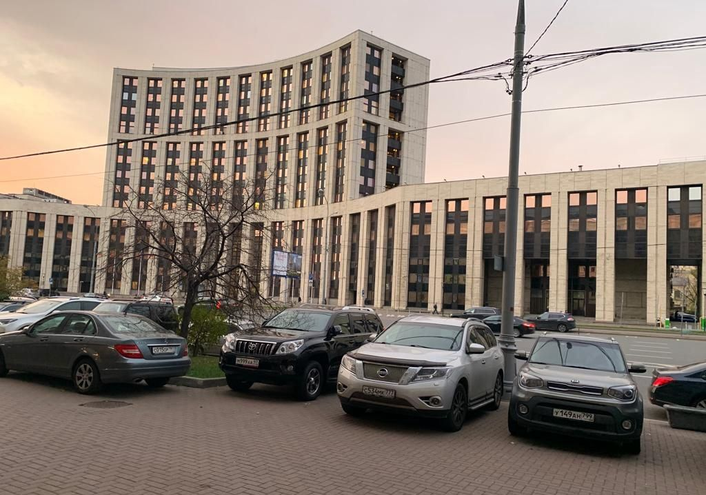 Продажа двухкомнатной квартиры Москва, метро Красные ворота, улица Маши Порываевой 38А, цена 13990000 рублей, 2020 год объявление №422569 на megabaz.ru