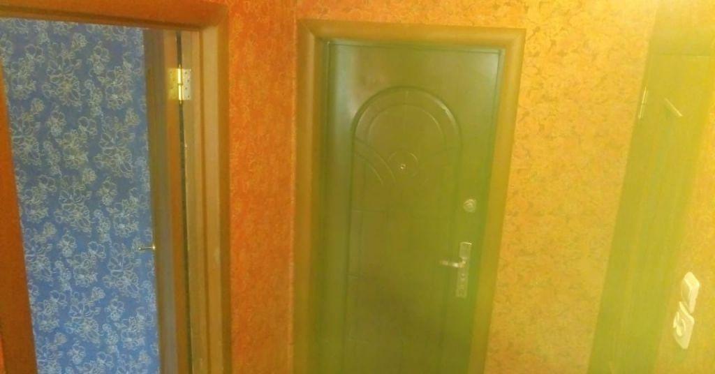 Продажа однокомнатной квартиры Егорьевск, Совхозная улица 2, цена 1400000 рублей, 2020 год объявление №436310 на megabaz.ru