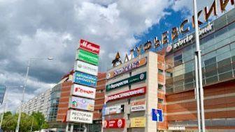 Продажа студии Москва, метро Владыкино, Алтуфьевское шоссе 13к2, цена 2600000 рублей, 2020 год объявление №422780 на megabaz.ru