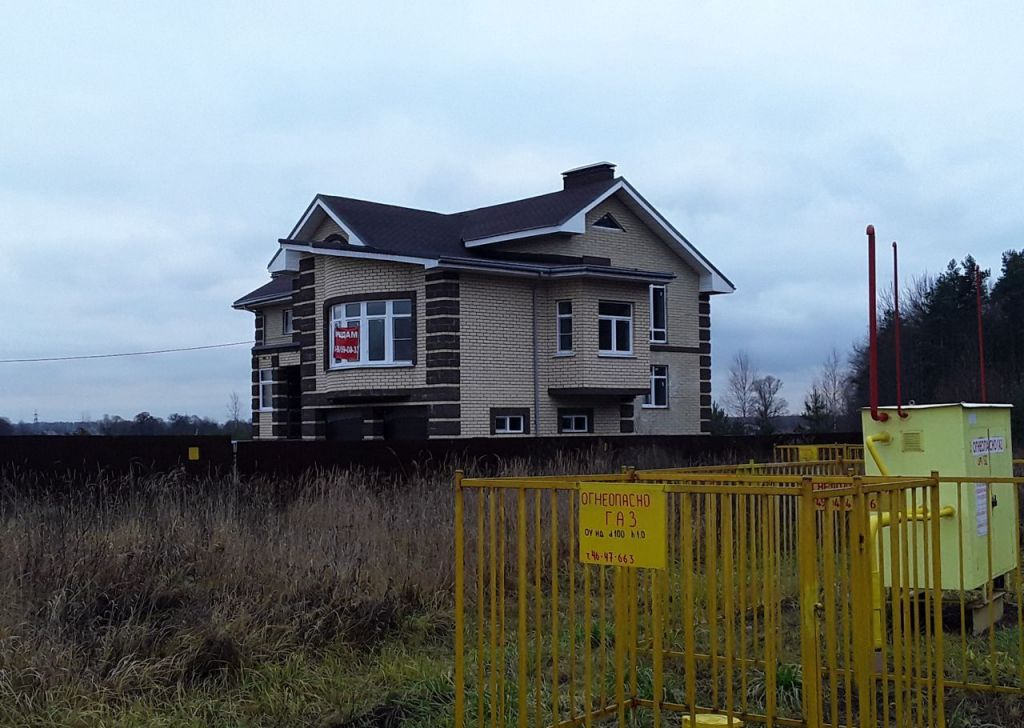 Продажа дома деревня Григорово, Заречная улица, цена 7000000 рублей, 2020 год объявление №479571 на megabaz.ru