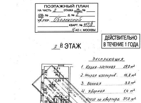 Продажа двухкомнатной квартиры Москва, метро Парк культуры, Оболенский переулок 2, цена 20500000 рублей, 2020 год объявление №422791 на megabaz.ru
