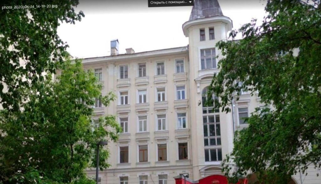 Продажа студии Москва, метро Лубянка, улица Маросейка 13с3, цена 6390000 рублей, 2020 год объявление №422982 на megabaz.ru
