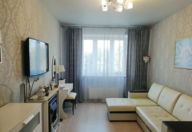 Аренда однокомнатной квартиры поселок Биокомбината, цена 18000 рублей, 2020 год объявление №1091989 на megabaz.ru