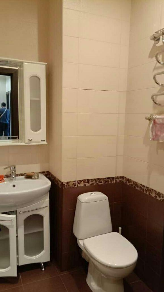 Аренда двухкомнатной квартиры Котельники, 2-й Покровский проезд 4к1, цена 40000 рублей, 2020 год объявление №1135521 на megabaz.ru
