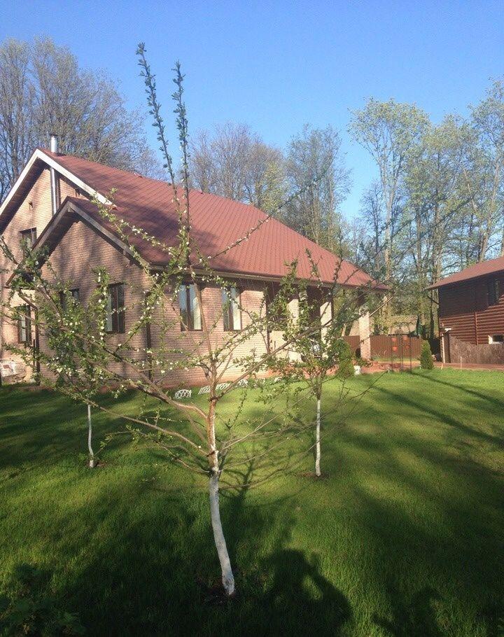 Продажа дома поселок Лунёво, Малиновая улица, цена 16500000 рублей, 2021 год объявление №424475 на megabaz.ru