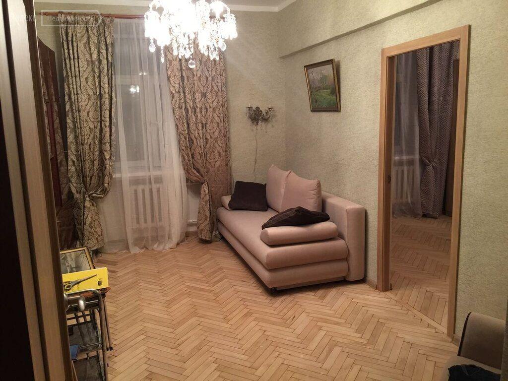 Продажа трёхкомнатной квартиры Москва, Щербаковская улица 57/20, цена 14950000 рублей, 2021 год объявление №461447 на megabaz.ru